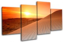 Desert Sunset Landscapes - 13-1092(00B)-MP04-LO
